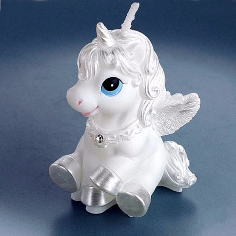 unicorn-candle