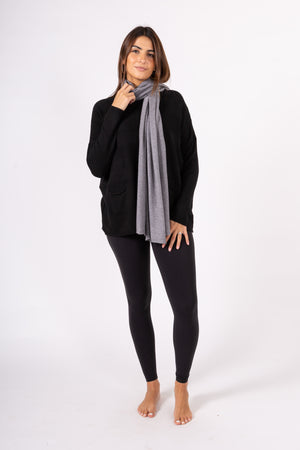 Pashmina cashmere touch scarf
