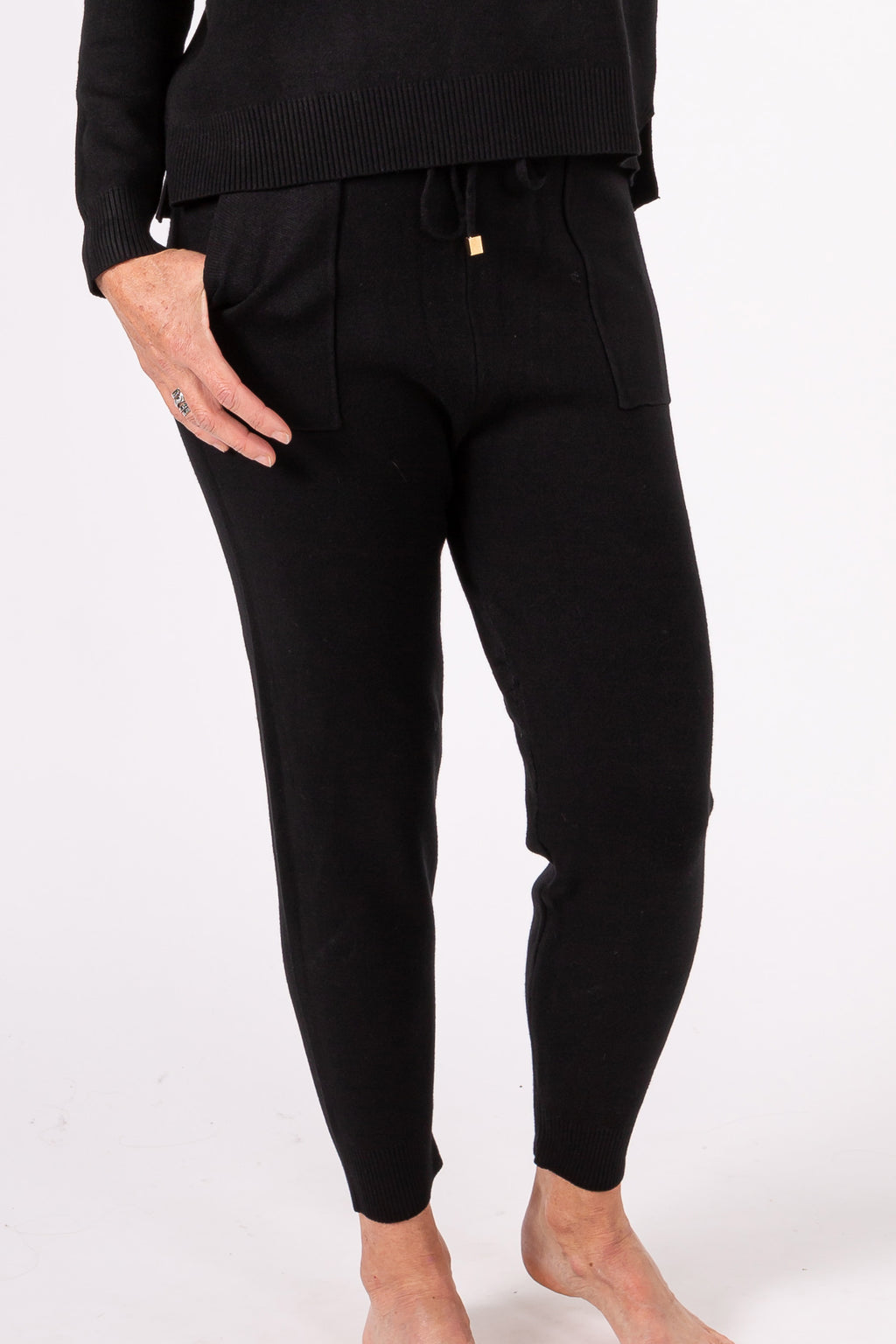 Sweat pant jogging with front pockets