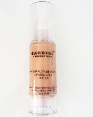 Flawless Fluid Foundation