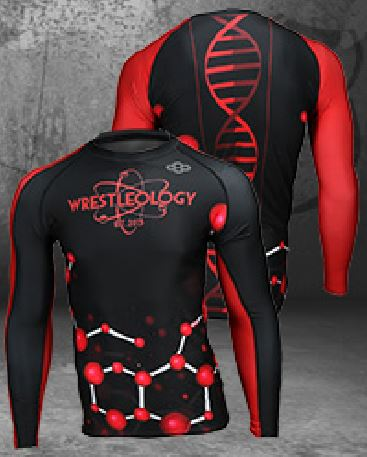 #1 DNA Compression Long Sleeve Tee