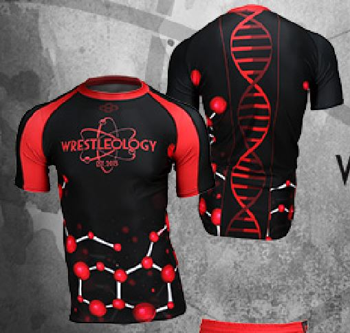 #1 DNA Compression Short Sleeve Tee