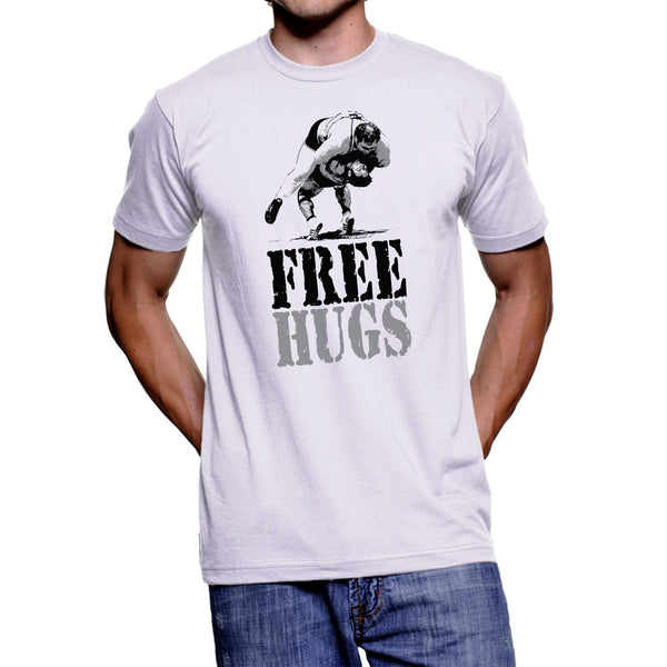 Free Hugs T-Shirt (White)
