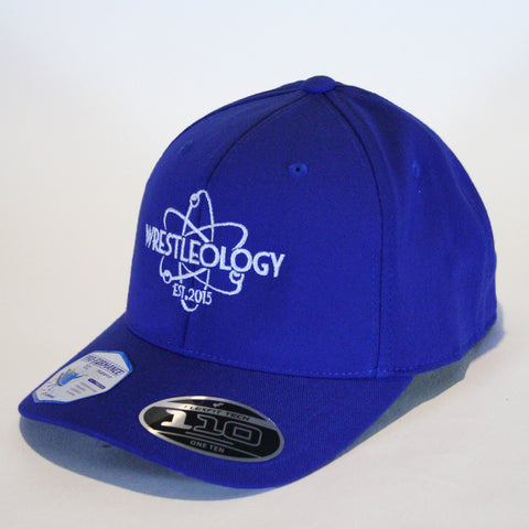 Wrestleology Hat (Royal Blue)