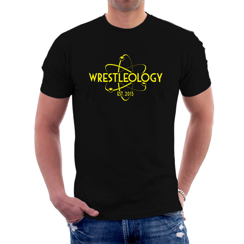Wrestleology Atom T-Shirt (Black)
