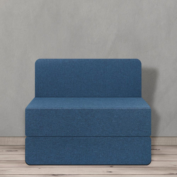 Water Repellent Sofa (3' X 6' feet) | Beacon Blue
