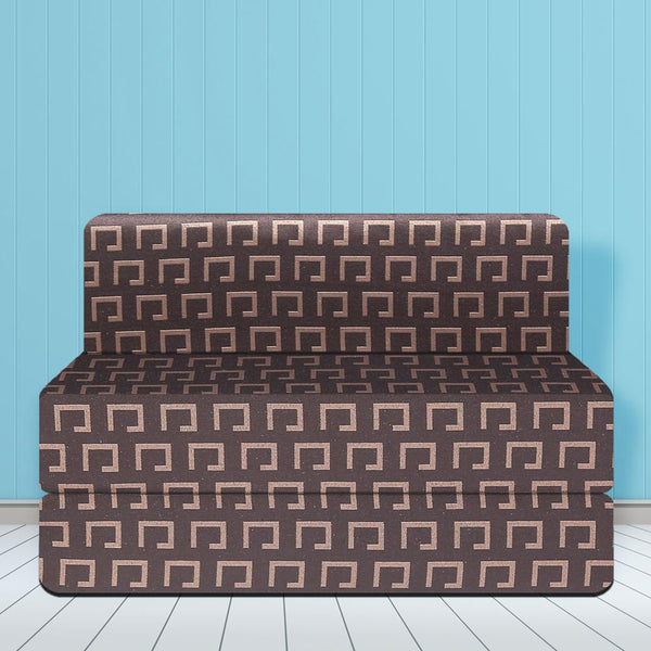 Cotrise Sofa Bed (4' X 6') | Dark Brown