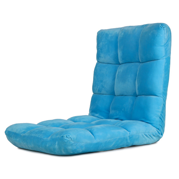 Uberlyfe Introductory Offer- 5-Positions Meditation Chair (Blue)