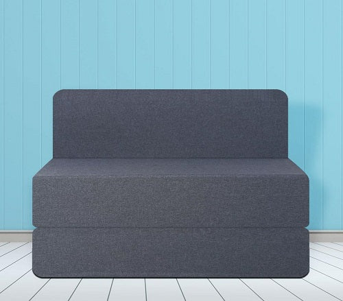Water Repellent Sofa (3' X 6' feet) | Midnight Grey