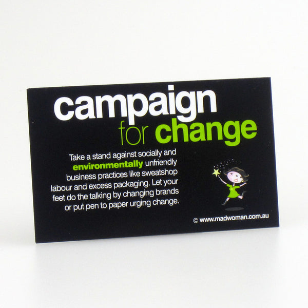 campaign for change magnet