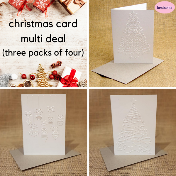 christmas card multi deal