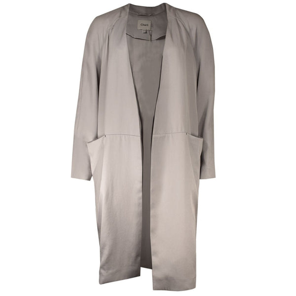 Nais Light weight Open Front Jacket - Charli