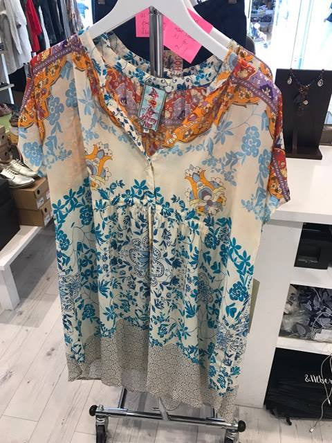 Morning Dew Dolman Tunic - Johnny Was