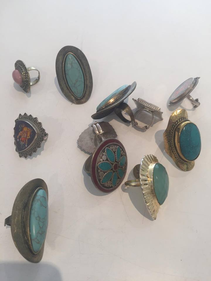 Antique Rings- all