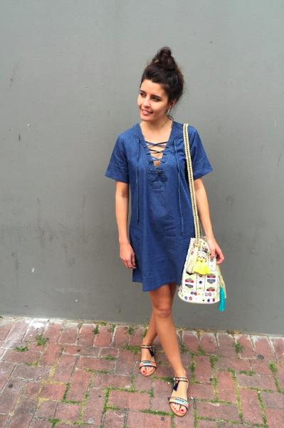 Dandy Denim Dress
