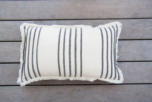 Astrid Stripe rectangle Pillow