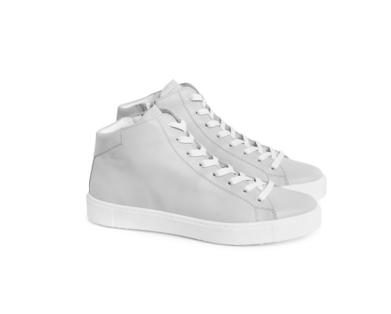 Empire Leather high top sneaker- DOF