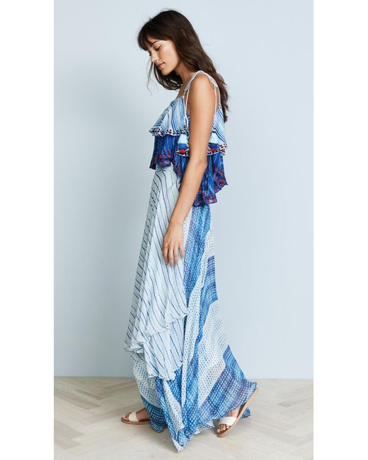 Frontier maxi Dress - Hemant & Nandita