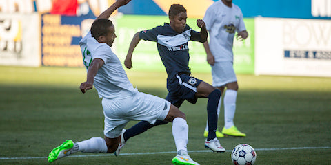 Chaim Roserie signs with Jacksonville Armada (NASL) from AX Soccer Tours NY pro soccer combine