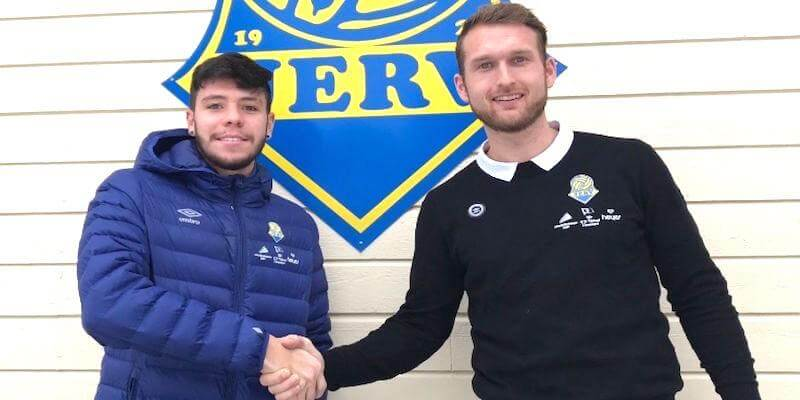 Luke Ferreira signs in Norway with FK Jerv