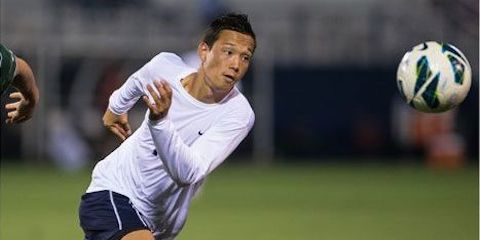 Minh Vu trials with Jacksonville Armada (NASL) from AX Soccer Tours agency recommendation