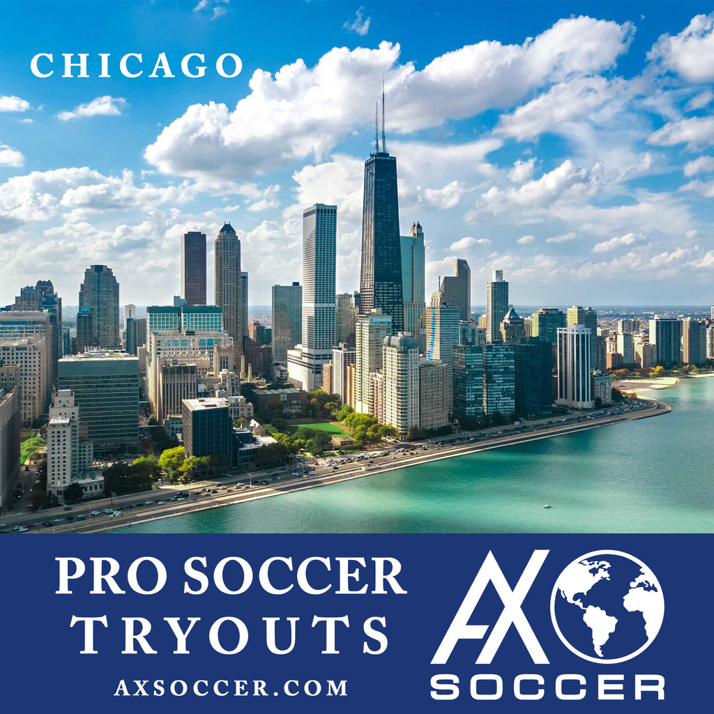 Chicago Pro Tryout 10/12-10/14
