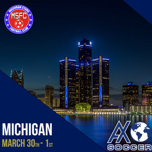 Michigan Pro Tryout March 2021
