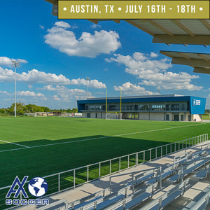 Austin, TX Pro Tryout July 16-18 2021