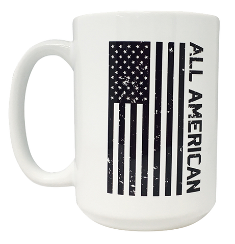 All American Coffee Mug