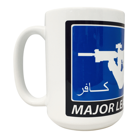 Major League Infidel Coffee Mug