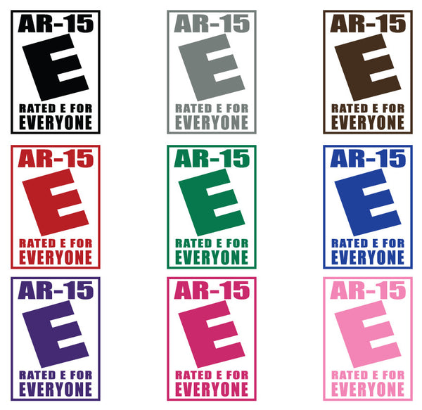 AR-15 Rated E - 1