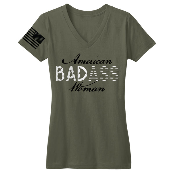 American Bad Ass V-Neck