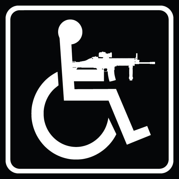Armed and Handicapped - 1
