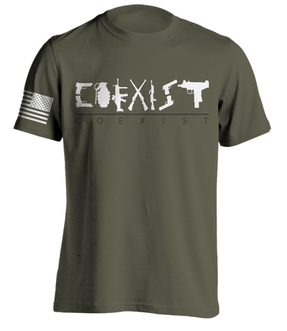Coexist T-Shirt