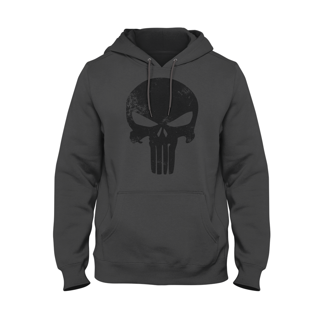 Punishment Hoodie Charcoal