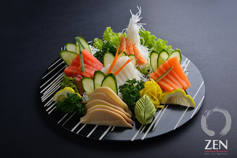 Vegetarian Sashimi From Herbivore