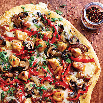 Made With Love Recipe: Chicken Pizza