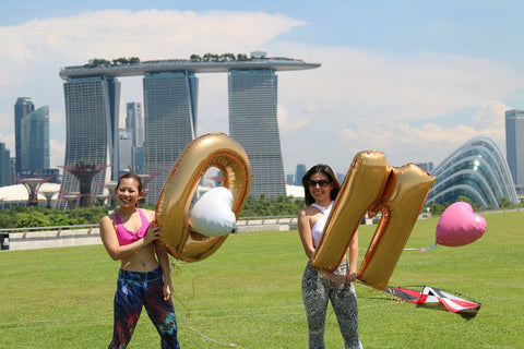 OMgoing: Taking Singapore By Storm With Fashion-Forward Yoga & Fitness Apparel