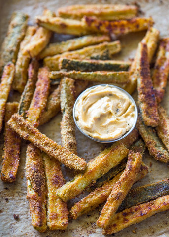 5 Easy Vegetable Fries Recipes That Makes Eating Veggies Fun!