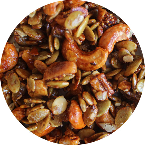 Cashews & Figs Spiced Nut Mix