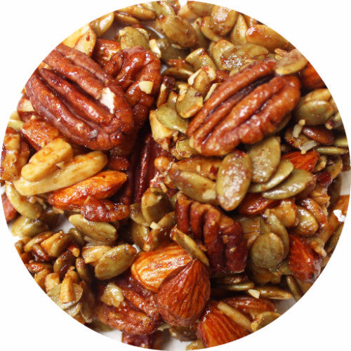 Cayenne Pepper Nut Mix