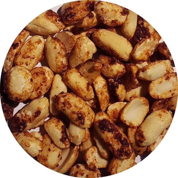 Honey Chili Nuts
