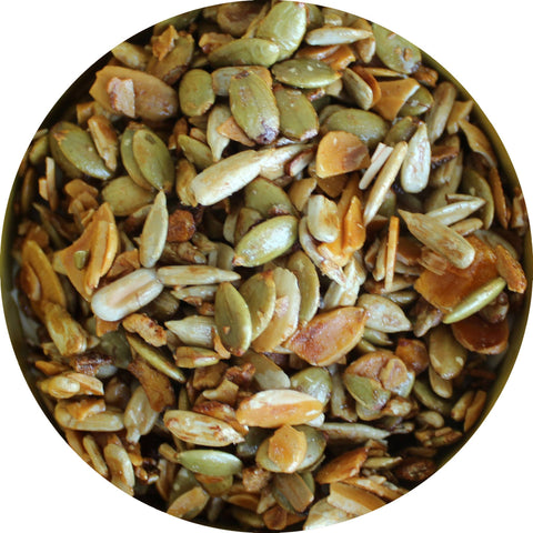 Honey & Citrus Nut Mix