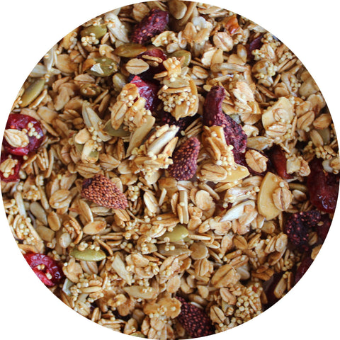 Winter Berries Granola