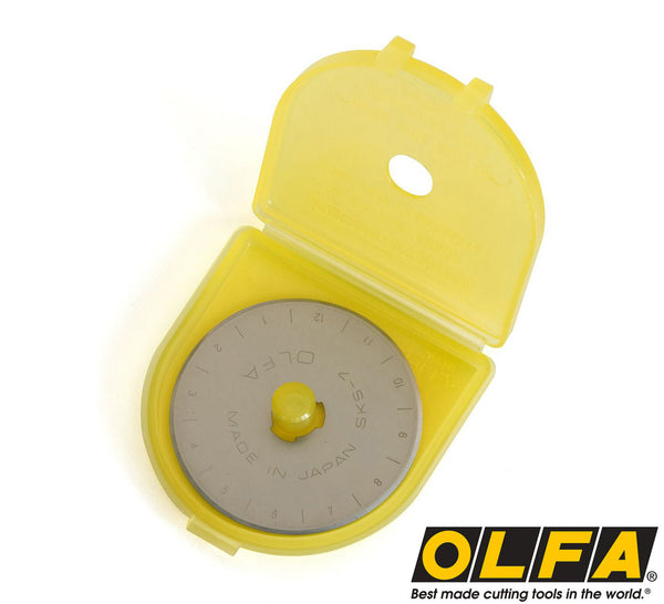 Olfa 174 45mm Rotary Cutter Blade Olfa Co Nz