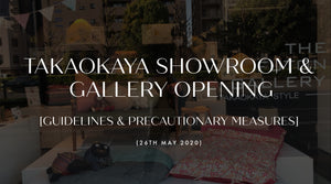 Showroom and Gallery Opening Announcement