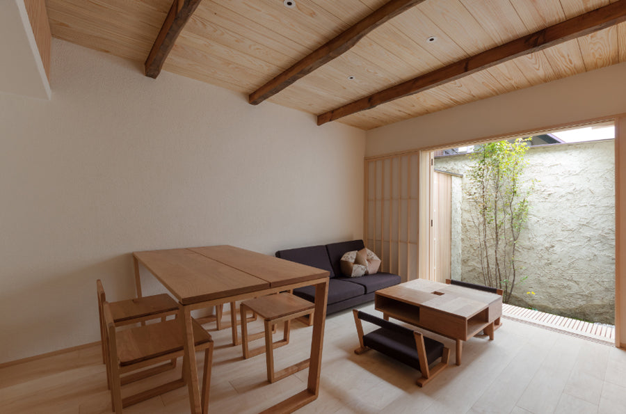 Shimaya Stays: the machiya guest house in Kamibentencho, Kyoto