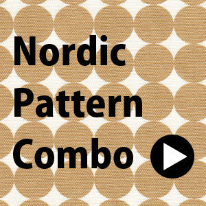 Nordic pattern combination