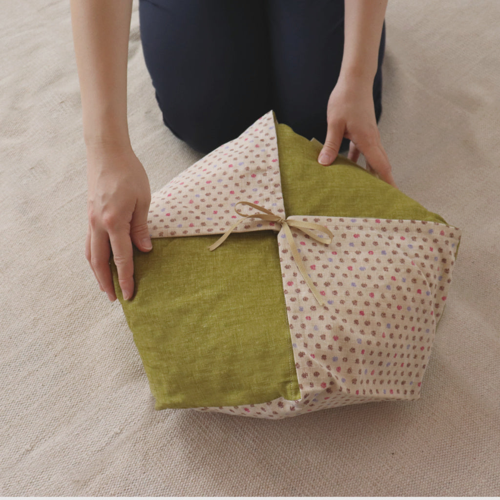 Ojami Cushion Cover | Solid Color | Customization - Takaokaya