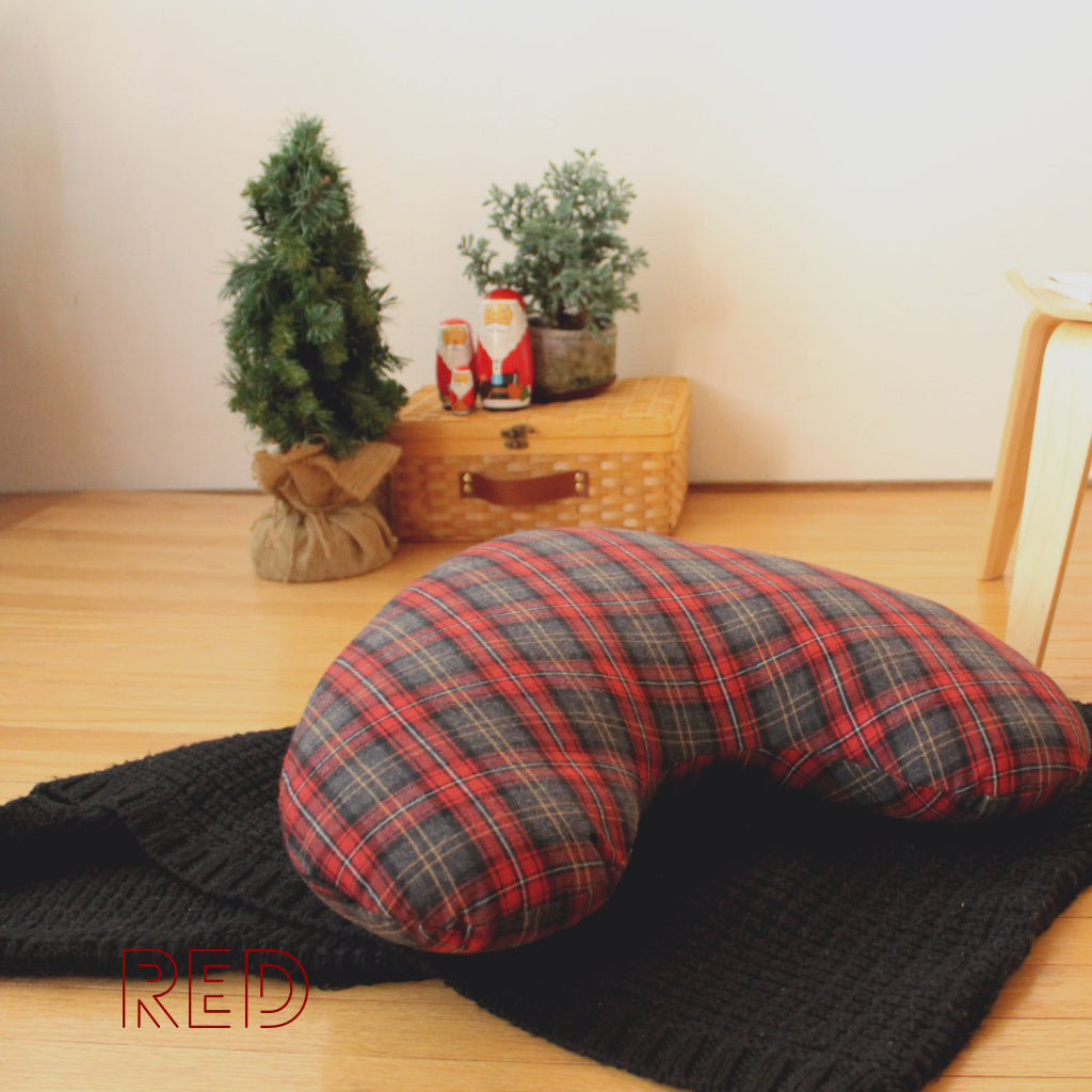 Cojami Meditation Zafu Pillow | Solid & Pattern Color | Customization - Takaokaya